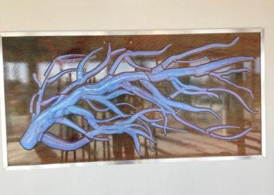 Broken Branch 4' x 8'