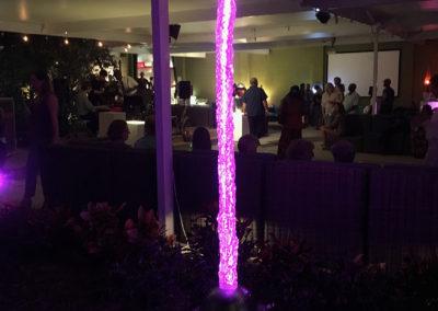 Neon Column