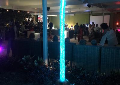 Neon Column 8' x 2'