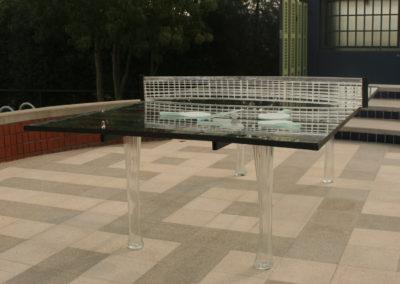Ping Pong 10' x 6' x 4'