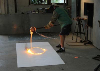 Pyrograpghing